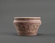 ceramique verre petit vase vase d argile vase decoratif cadeau original : Vase décoratif