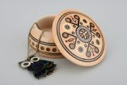 bois marqueterie coffret ,a bijoux boite en bois boite artisanat boite ,a bijoux : Coffret à bijoux fait main en bois et incrusté