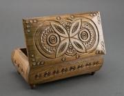 bois marqueterie coffret ,a bijoux fait ,a la main coffret ,a bijoux coffret ,a accessoire : Coffret en bois