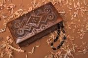 bois marqueterie boite ,a bijoux fait main en bois rectangulaire : Boîte en bois avec incrustation