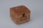 bois marqueterie coffret artisanal boite ,a bijoux boite bijouterie coffret en bois : Coffret fait main en bois original