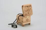deco design boite bijouterie boite ,a bijoux coffret en bois boite artisanale : Coffret fait main Motif ethnique