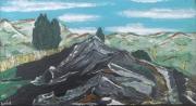 autres paysages foret rocher arbre sauvage : Brocéliande