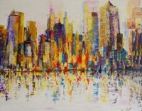 New york aux mille feux