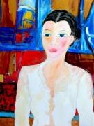 tableau personnages : Portrait Cristina