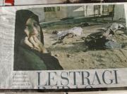 mixte scene de genre tragedia : Le stragi
