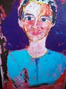 tableau personnages dolore infinito : Portrait Valerie