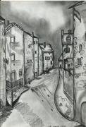 tableau villes : ma rue