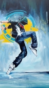 tableau personnages danseur hiphop : Danseur