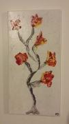 tableau : fleurs