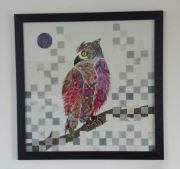 tableau animaux : chouette