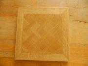 bois marqueterie bois chene marqueterie : Dessous de plat