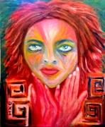 tableau personnages lauryn hill musique artiste couleur : Lauryn