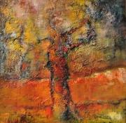 tableau arbre vie gaia chaleur : Nature Vive I