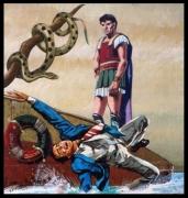 autres marine serpent bateau romain suicide : Bali Balo