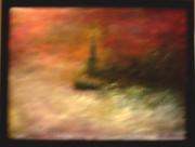tableau marine marine eau ciel lumiere : Tempête