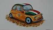 tableau autres voiture italienne fiat cinquecento : FIAT 500