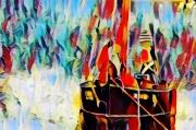 photo marine bretagne bateau regate ete : Bateau