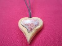 coeur de buis et pierre