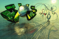 3Ibis : Grande roue gravitationnelle