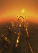 autres paysages : Ascension (30x40)