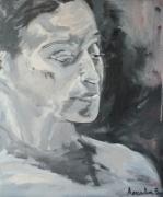 tableau personnages femme : portrait