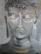 tableau personnages bouddha : bouddha