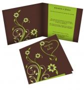 autres fleurs fairepart faire part mariage invitation : Faire-Part : Mariage n°31