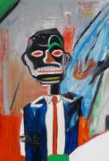 tableau personnages basquiat : BASQUIAT