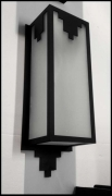 artisanat dart architecture applique art deco luminaires applique : Claustra430