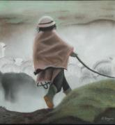 tableau personnages : La bergère