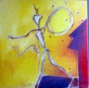 tableau abstrait : ECLAIREUR