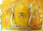 tableau abstrait : Dance floor