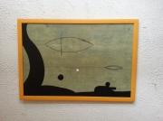 tableau abstrait abstrait tableau : LE THEATRE DE FOUCAULT