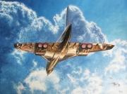 tableau autres avion concorde : Concorde dort