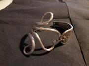 bijoux autres : bracelet fourchette