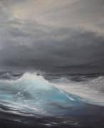 tableau marine ocean mer vagues : m26