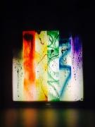 deco design lumiere multicolors artistique cadres : Cadres Lumineux