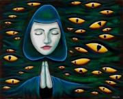 tableau autres surrealisme psychedelisme : Ceux qui veillent dans les ténèbres