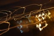 photo abstrait lumiere dans la nuit photos 2015 delphine vigoureux mouvement : couleur d'automne