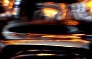 photo abstrait ambre reflet delphine vigoureux light painting : L'ambre de Pologne