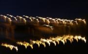 photo abstrait light painting photos 2015 delphine vigoureux romance poesie : le pont des arts