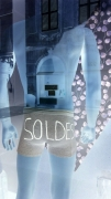 photo abstrait reflet vitrine light evolution light painting : les secrets de Julie