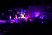 photo abstrait lumiere nuit riviere light painting : L'eau de rose, la poésie de l'âme
