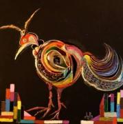 tableau animaux pollution incendie nuisible predateur : Défôrestation