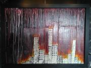tableau villes immeuble : New-York