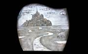 artisanat dart architecture granits steles lithogravure decors : PROPRIETE
