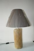 bois marqueterie lampe bois flotte : Lampe 2 Bois flotté