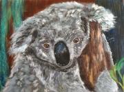 tableau animaux tableaux d art animaux pastel : PEINTURE ANIMALIERE