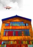 photo architecture facade avion architecture maison : Voyage